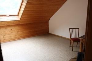 Kleiner Übernachtungsraum